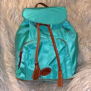 Dooney & Bourke Neon Nylon Backpack